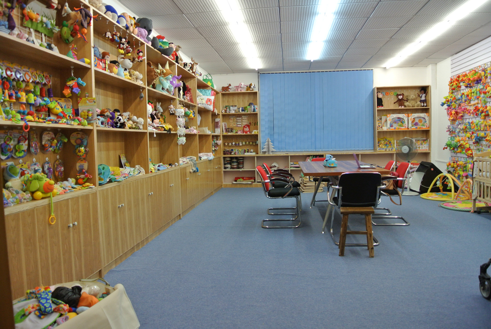 MSX Toys Factory Showroom