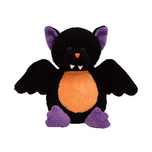 Black Bat Plush Toy