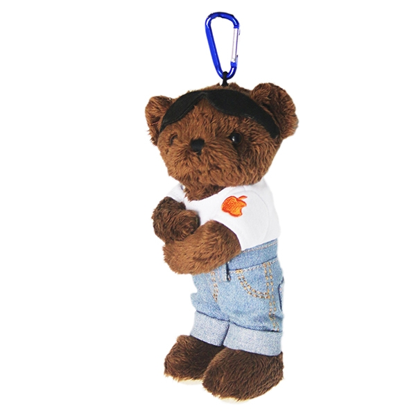 Charger Teddy Bear Plush T...