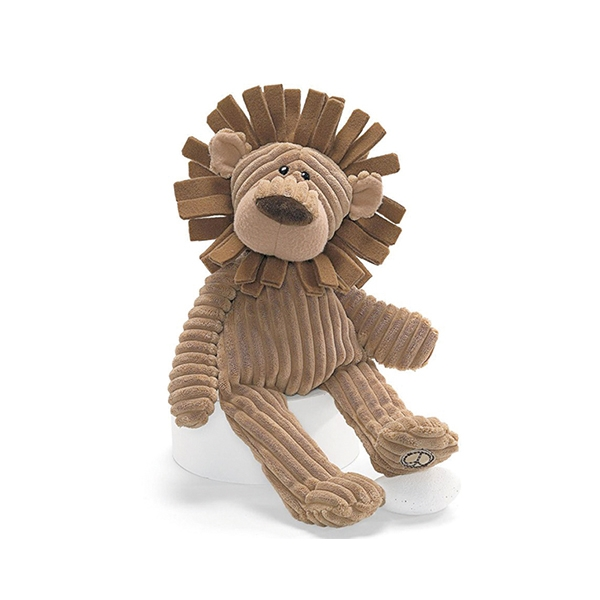 Corduroy Lion Toy
