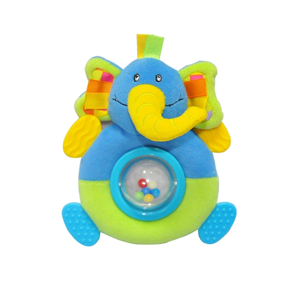 Elephant Spinning Rattle
