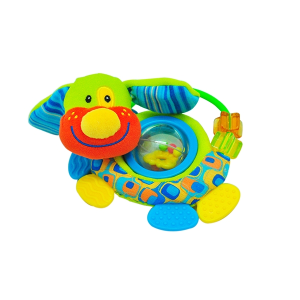 Infant Chewy Teether Rattl...